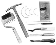 Beginners Upholstery Tool Kit